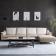 现代时尚款皮布沙发 S2007-zayx