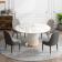 轻奢风岩板餐桌椅 ZACZY-011 ZACZY-003-2-zayx