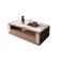 新中式实木岩板茶几电视柜 ZACJB-012 ZASGB-012-zayx