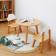 北欧风实木桌 ZASZA-005