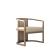 新中式实木茶凳 ZACD-002