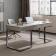 轻奢风岩板书桌 ZASZA-001