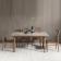 新中式岩板实木餐桌椅 ZACZY-014-zayx