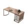 新中式实木书桌  ZASZA-003